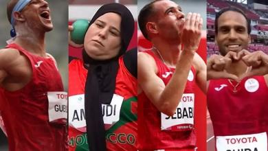 بارالمبياد طوكيو.. تونس تلاحق الجزائر للتفوق على مصر والمغرب وعُمان يحصدان أولى الميداليات