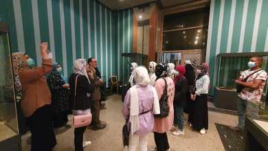 ذوي الهمم .. تفاصيل استقبال أوائل الثانوية العامة 2021 بمكتبة جامعة القاهرة