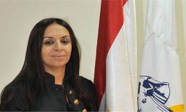 مايا مرسي الرئيس السيسي مهتم بقضية المرأة ذات الإعاقة