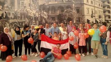 متحف المركبات الملكية يستقبل الأطفال ذوي الهمم من أعضاء فرقة الشمس المسرحية
