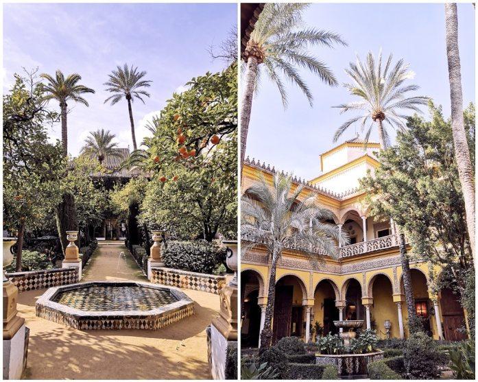 Palacio de las duenas Séville