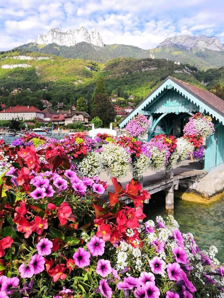 Week-end à Annecy : Talloires-Montmin