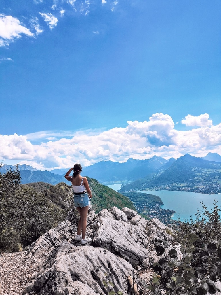 Week-end à Annecy : Mont-Veyrier