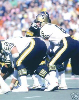 Archie Manning New Orleans Saints Quarterback 1971-1982