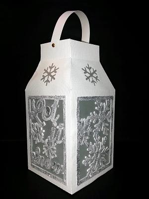 Une lanterne pour éclairer le réveillon