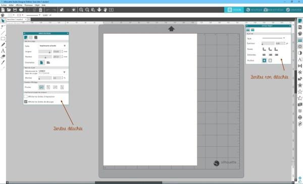 interface Silhouette Studio 4.x