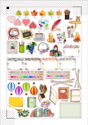 Stickers - Bujo / agenda / planner / cahiers...