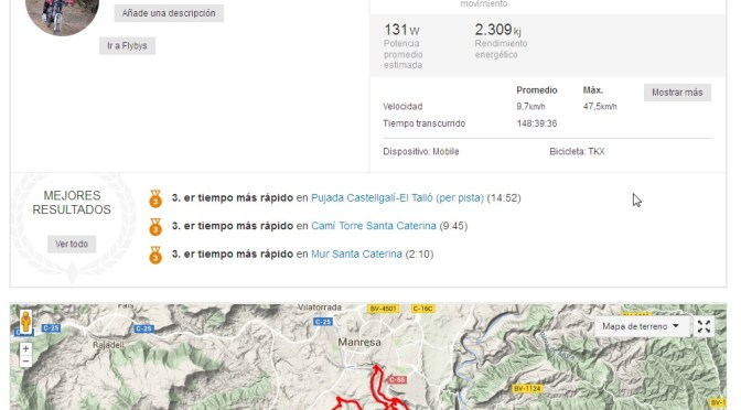 How does it work strava