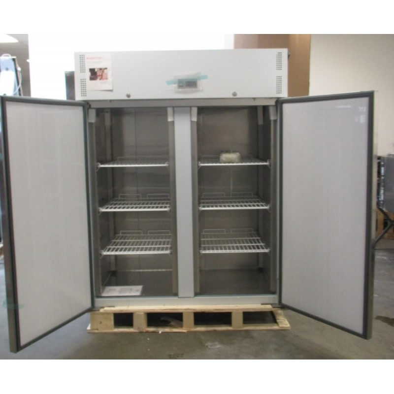occasion armoire refrigeree positive inox gn 2 1 1400 l
