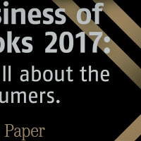 Business of Books 2017: A new whitepaper gives valuable insight into the state of publishing worldwide and the impact of digital and self-publishing