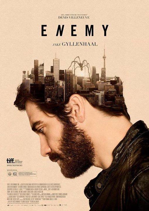 Fantástico poster de ENEMY