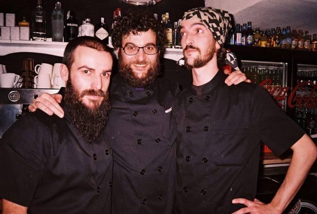 Los 3 mosqueteros-Barbería