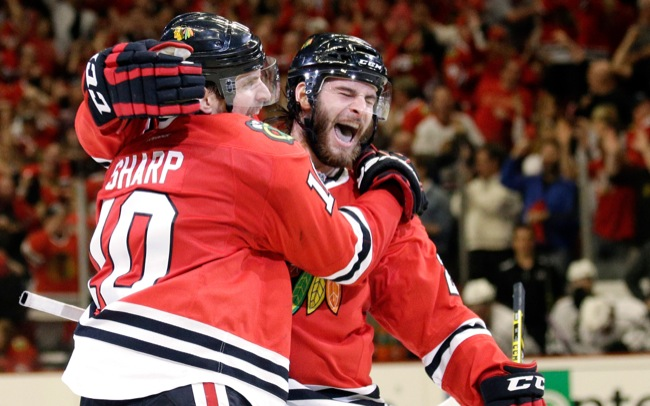 Barbas de la NHL-Brandon Saad