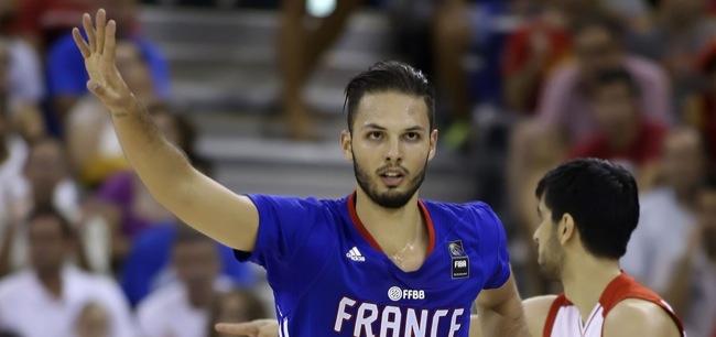 Mundial Baloncesto-Evan FOURNIER