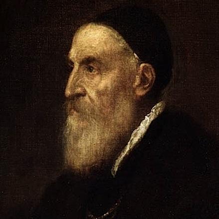 Tiziano, Autorretrato (1566)