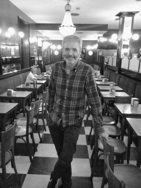 Mikel López Iturriaga, La barba POP de El Comidista 4