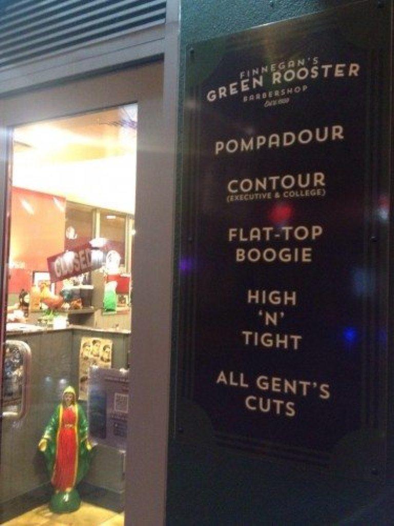 The Green Roster Barbershop II