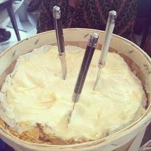 Cubo de mantequilla Echiré