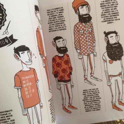 Libro de No sin mi barba
