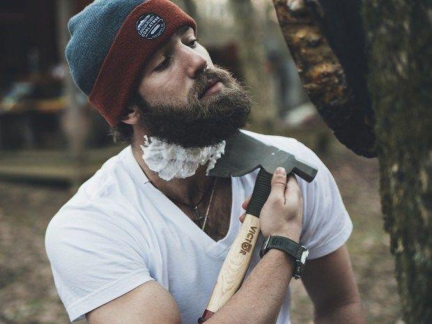 ¡Arregla y recorta tu barba!