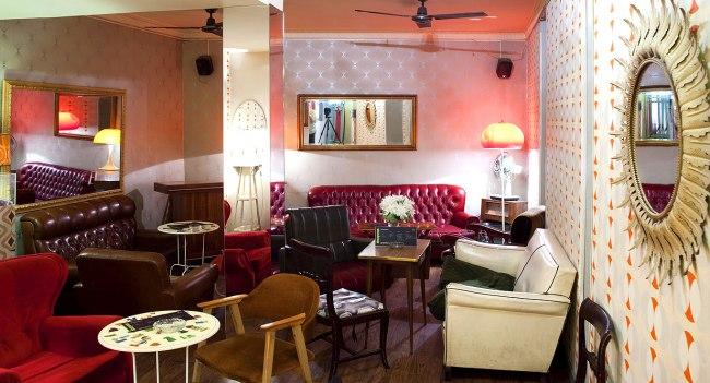 Lolina Vintage Café. Madrid