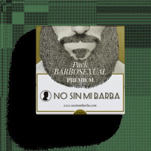 No sin mi barba - Pack Barbudo Premium