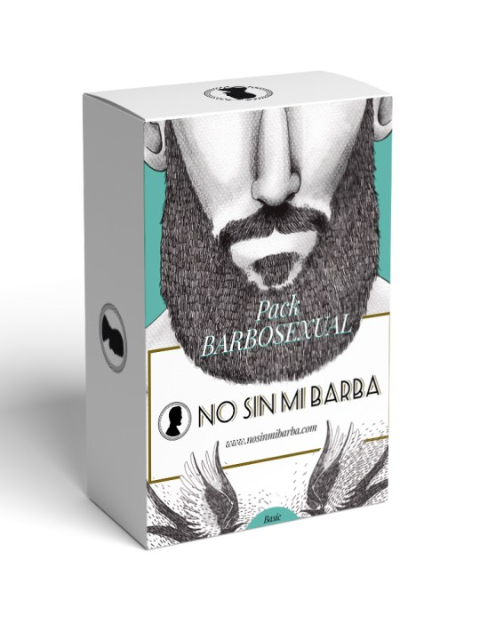 Pack BARBOSEXUAL – No sin mi barba