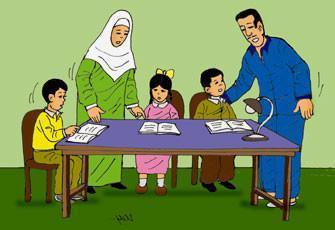 دور الأسرة في بناء القيم موقع تيار الإصلاح