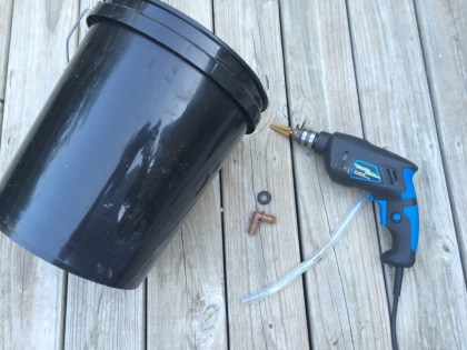How To Make A Hydroponic Reservoir Drain