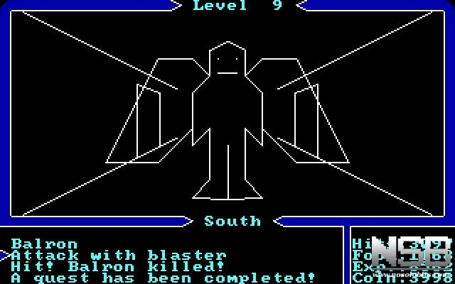 Ultima I: The First Age of Darkness - Imágenes   NoSoloBits