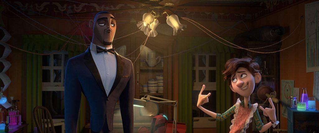 Resultado de imagen de Espías con disfraz de Nick Bruno, Troy Quane