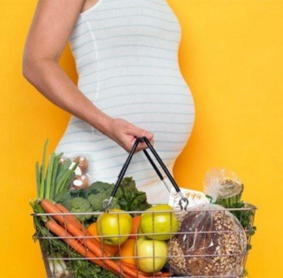 La Alimentación en el Embarazo