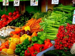 Dieta de los colores. Qué significan los colores de los alimentos