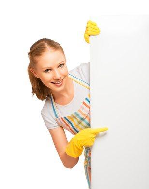 Diferentes tareas domésticas para quemar calorías