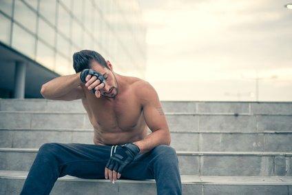 Ejercitarse demasiado puede ser perjudicial