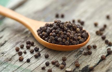 Pimienta negra: Adelgazante natural ideal