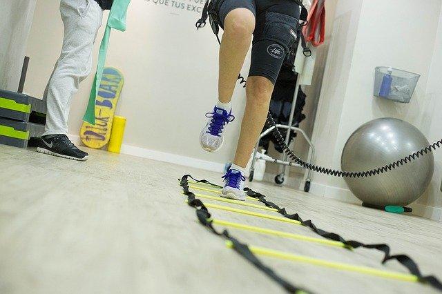Electroestimulación durante el entrenamiento