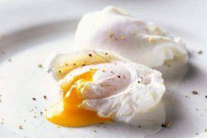 des œufs poches a la perfection nos