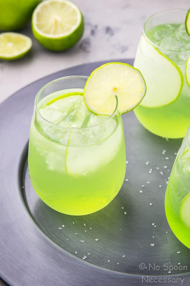 What Fresh Agave Sour