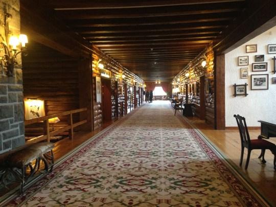 Interior, Hotel Llao Llao
