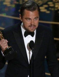 El camino de DiCaprio hacia el Oscar