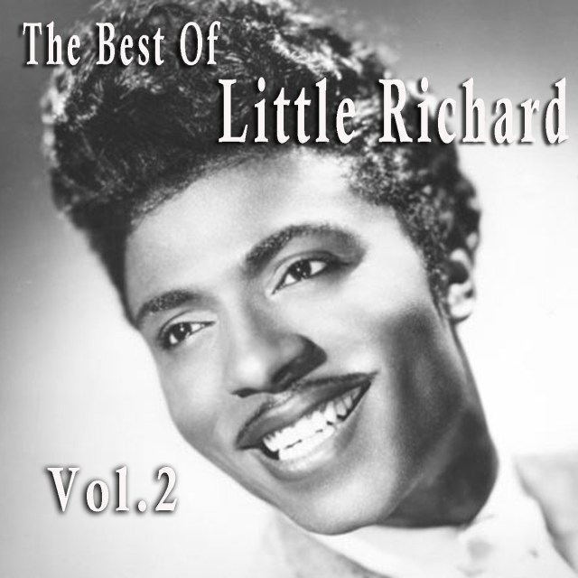 the best of little richard vol. 2 - nostalgia music catalogue