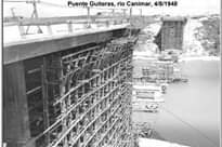 """La imagen puede contener: exterior, texto que dice """"Puente Guiteras, río Canímar, 4/8/1948"""""""