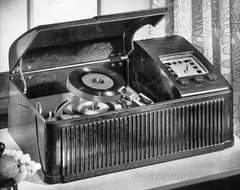 May be an image of indoor and text that says 'PHILCO'