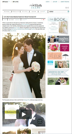 Vista West Ranch Wedding from Kristi Wright Photography