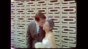Quirky Super 8mm Dallas Wedding Film