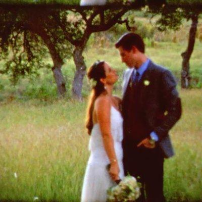 Ma Maison Super 8mm and HD Wedding Films: Rachael & Alex