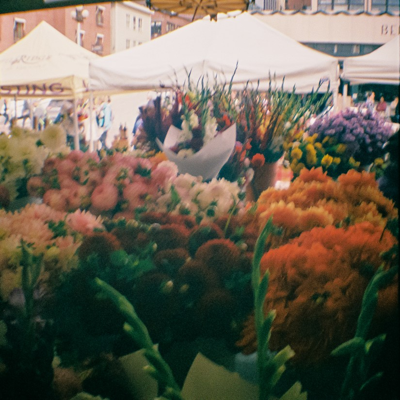 Pikes Market Flowers