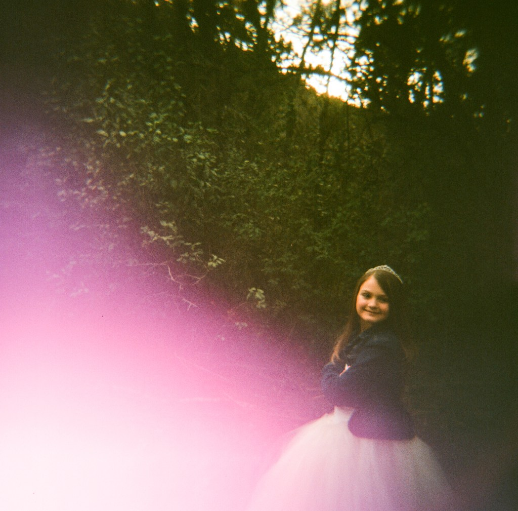Film Children's Photography - Holga