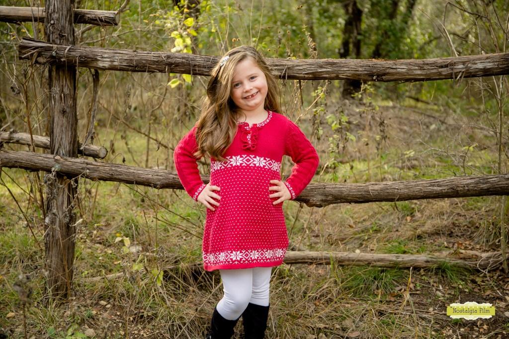 Children Photography - Christmas Photos